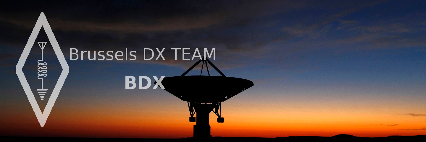 Brussels DX Team - BDX